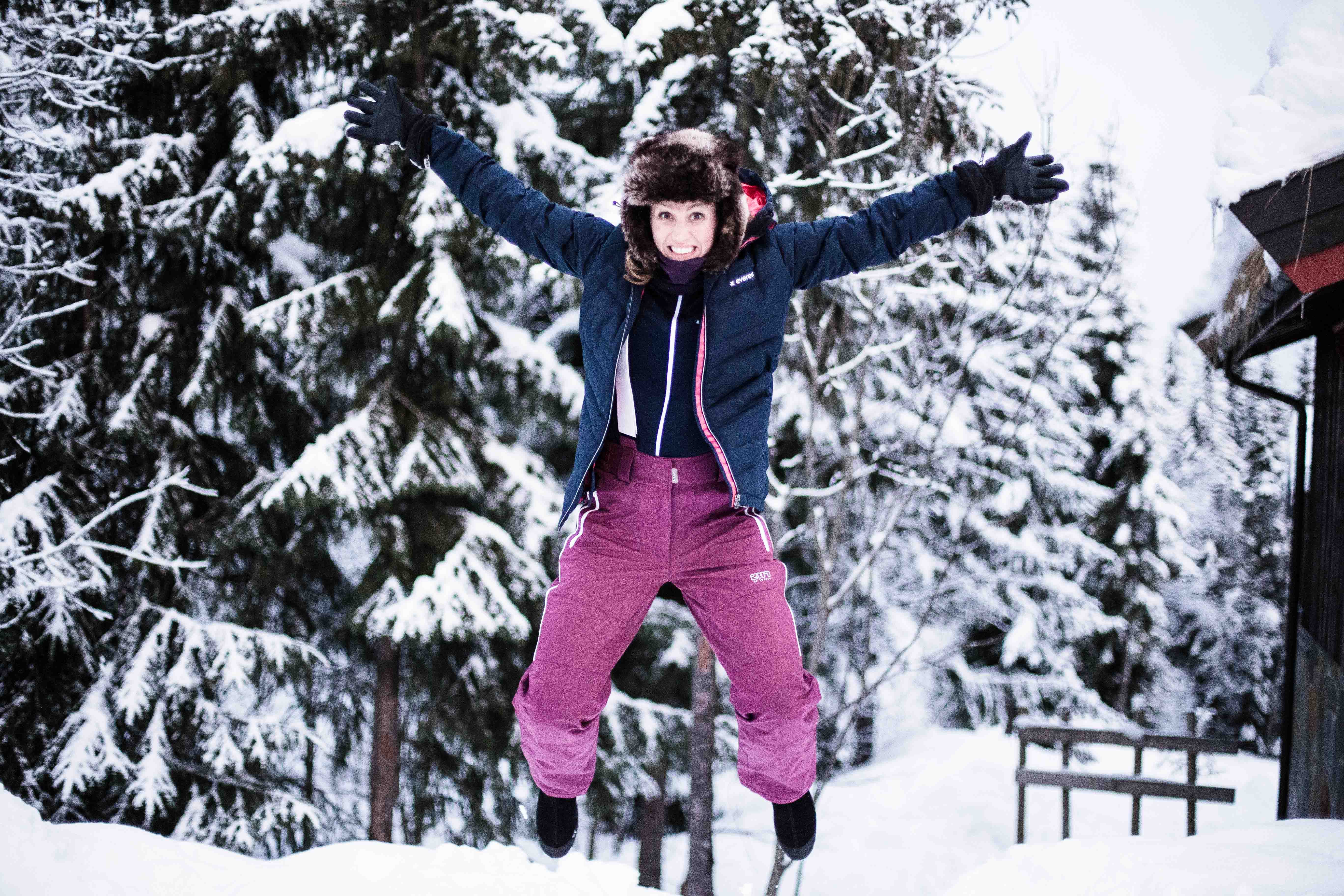 Åka skidor i Trysil