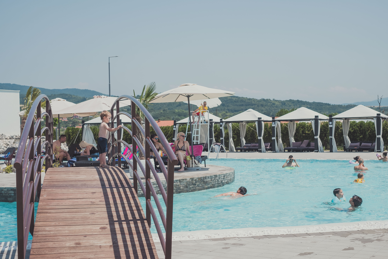 Aqua Park Doljevac Serbien