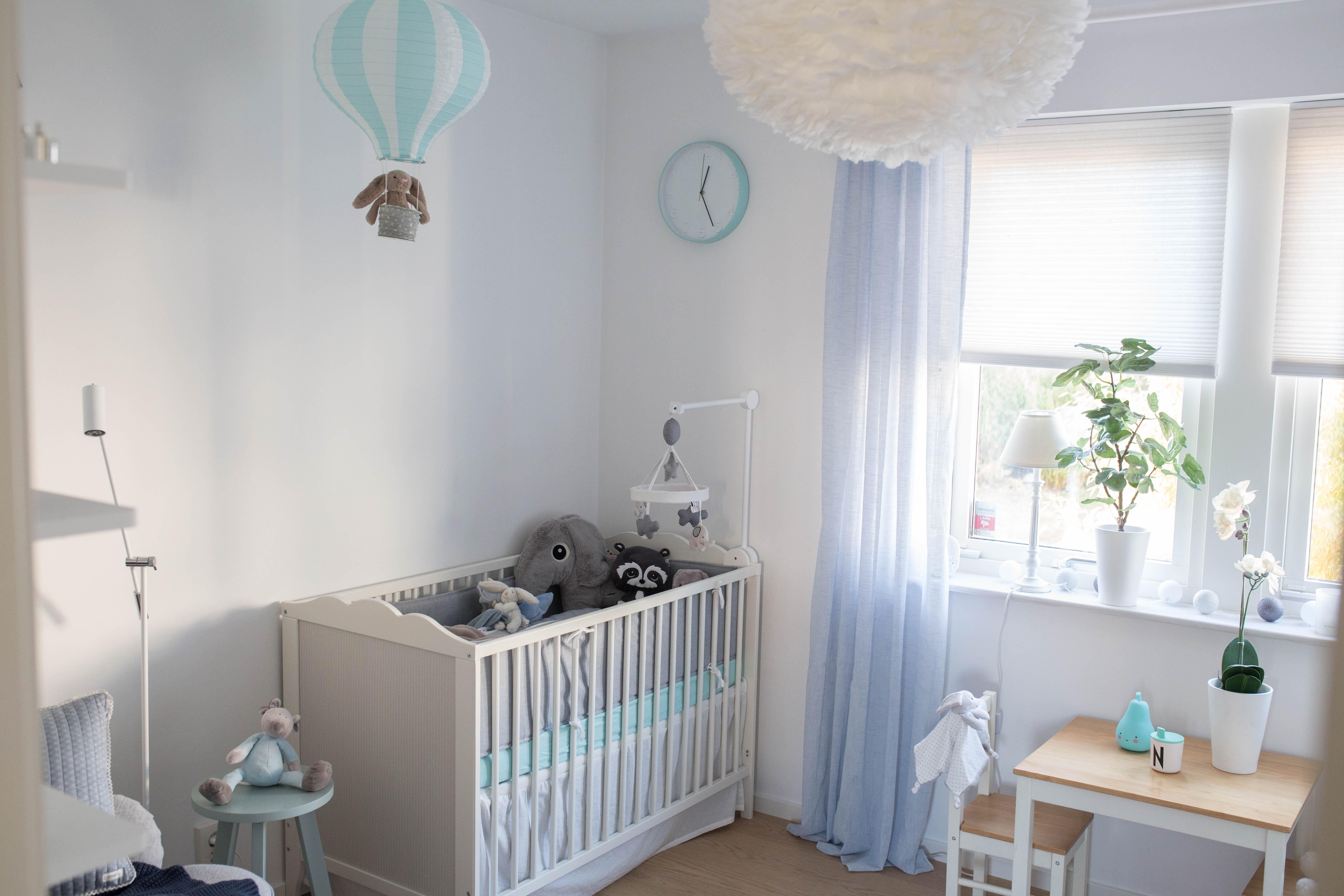 Nya lampor till barnrummet!