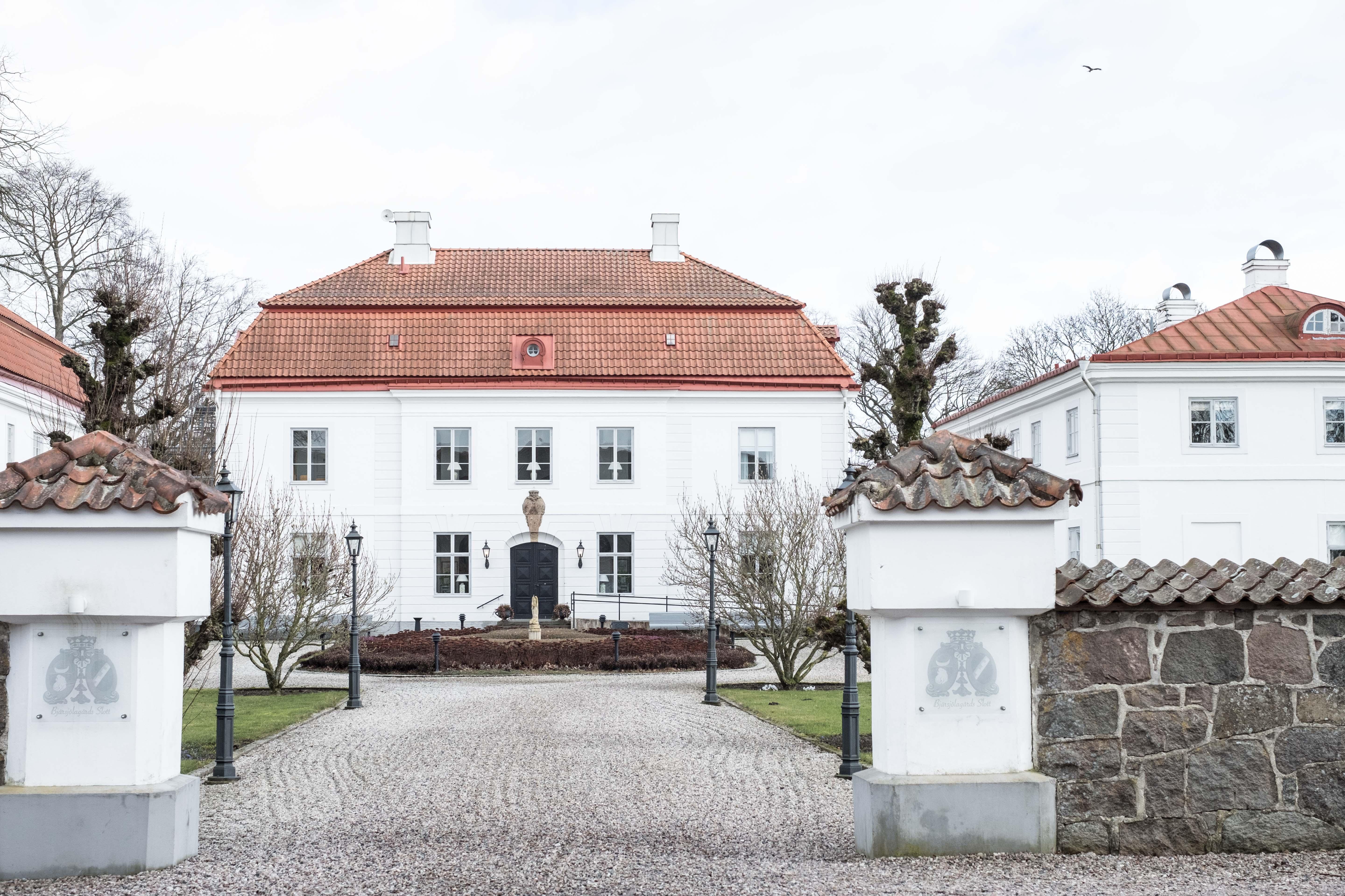 Bo på slott – Slottsweekend i Skåne