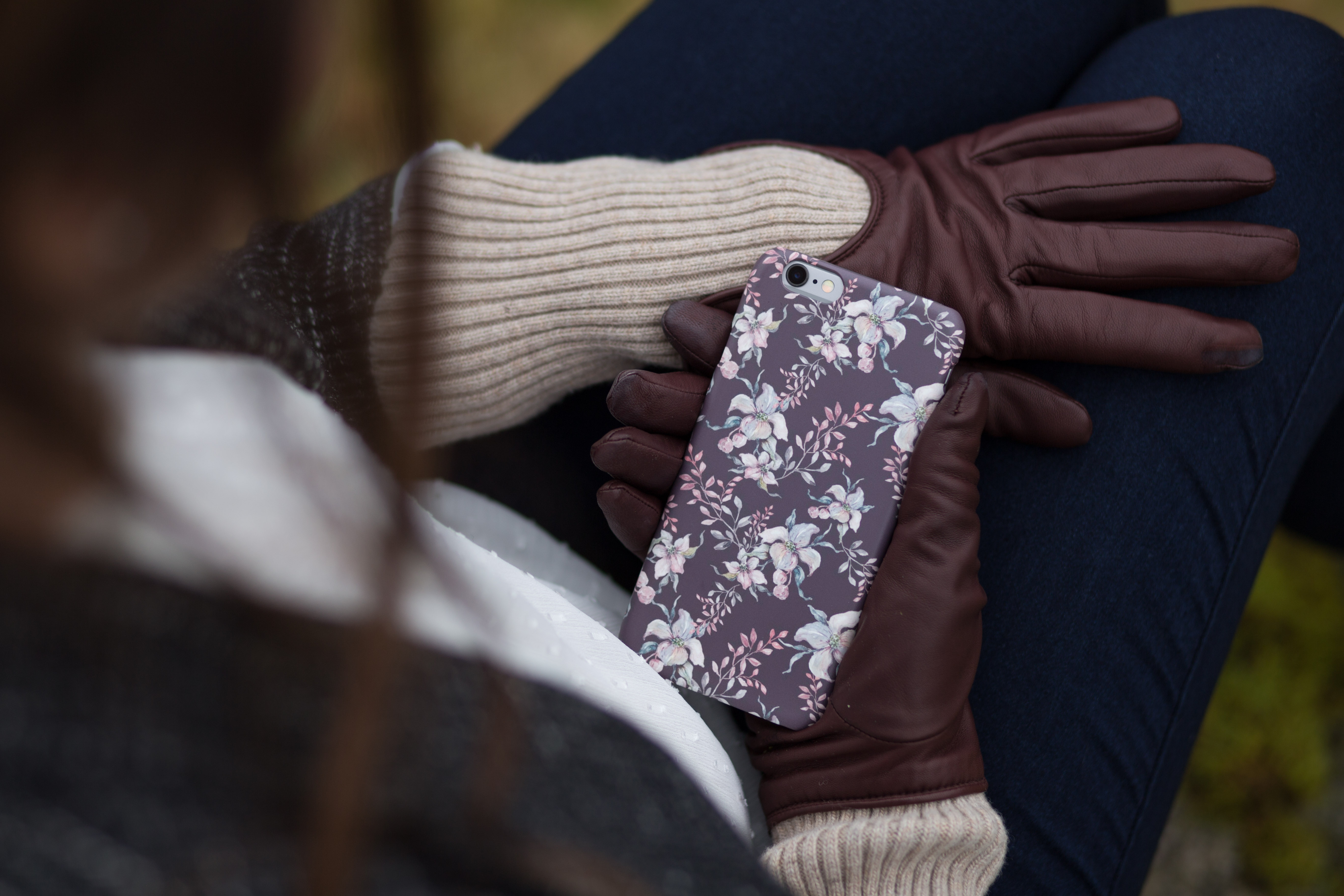 Update your iphone case for the winter months
