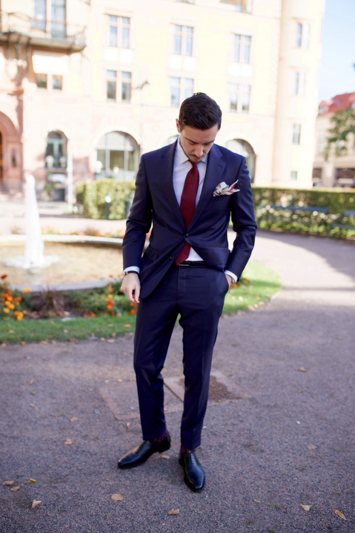 Bröllopsoutfits för honom & henne – sneak peek!