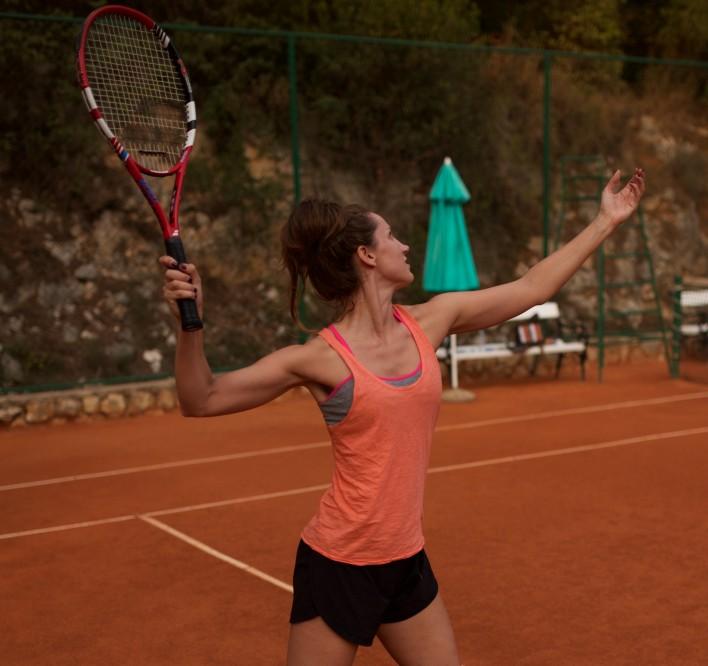 Träningspass 76: Tennis