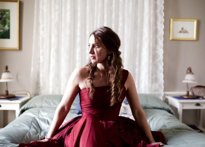 Sofia Moore – Balklänning!