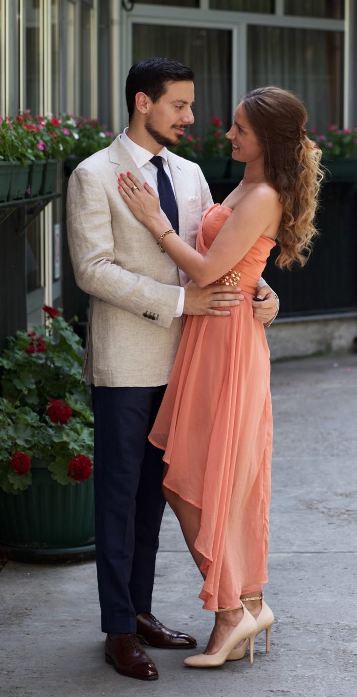 Belgrad Bröllop outfits!
