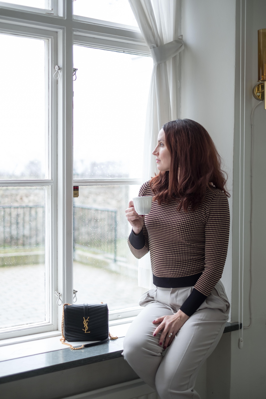 """Karin Laserow från TV4s """"Bytt är bytt"""" på Bjärsjölagårds Slott"""