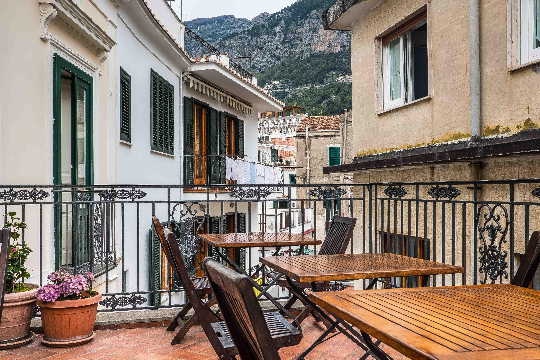 Hotell Amalfi: Residenza del Duca