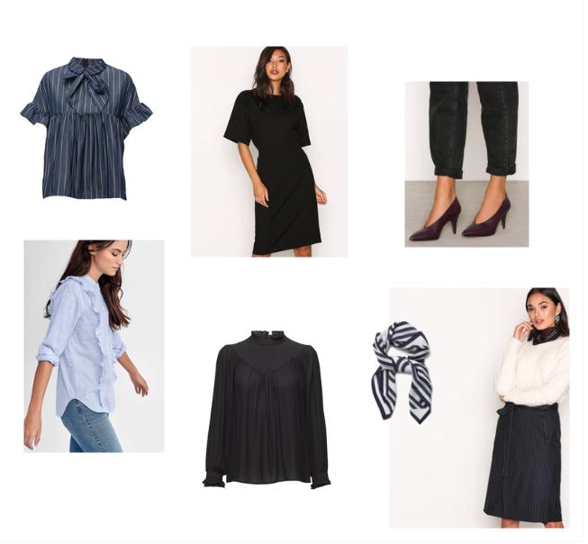 Business Fashion Kvinna – Passa på att uppdatera jobbgarderoben med märkesplagg på rean