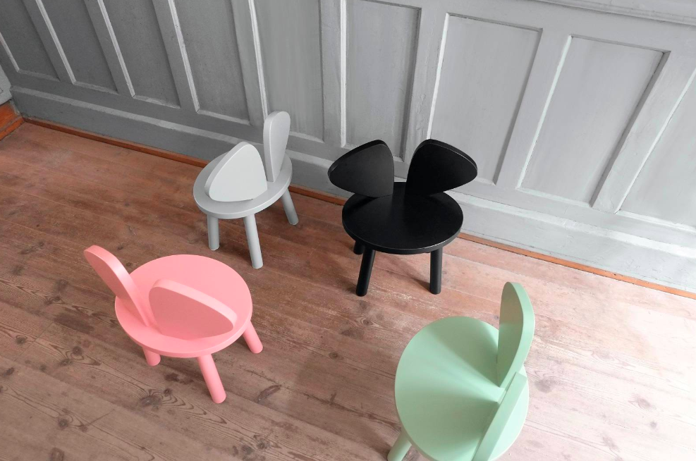 The Mouse Chair till barnens rum