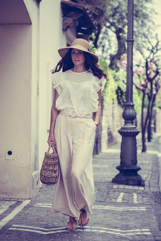Amal Outfit på Amalfikusten!