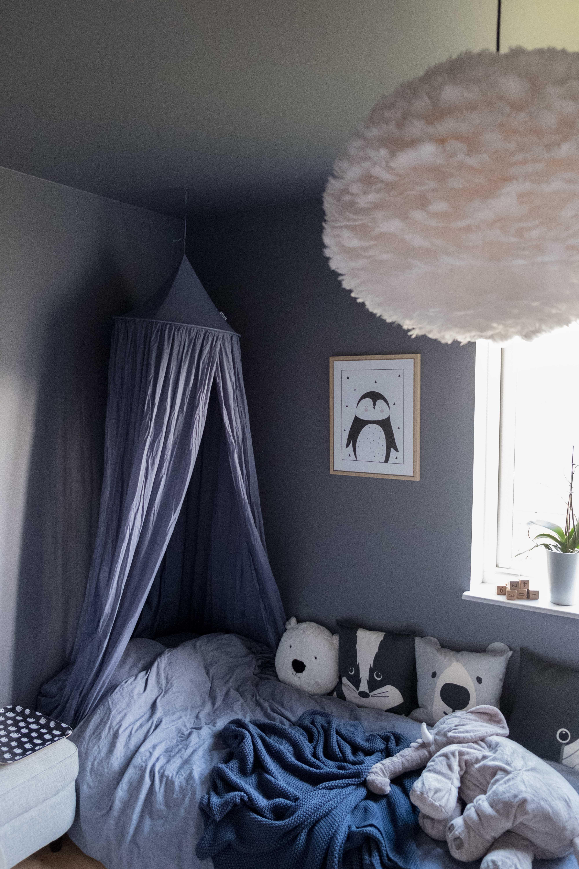 Barnrum: sovplats till barnen