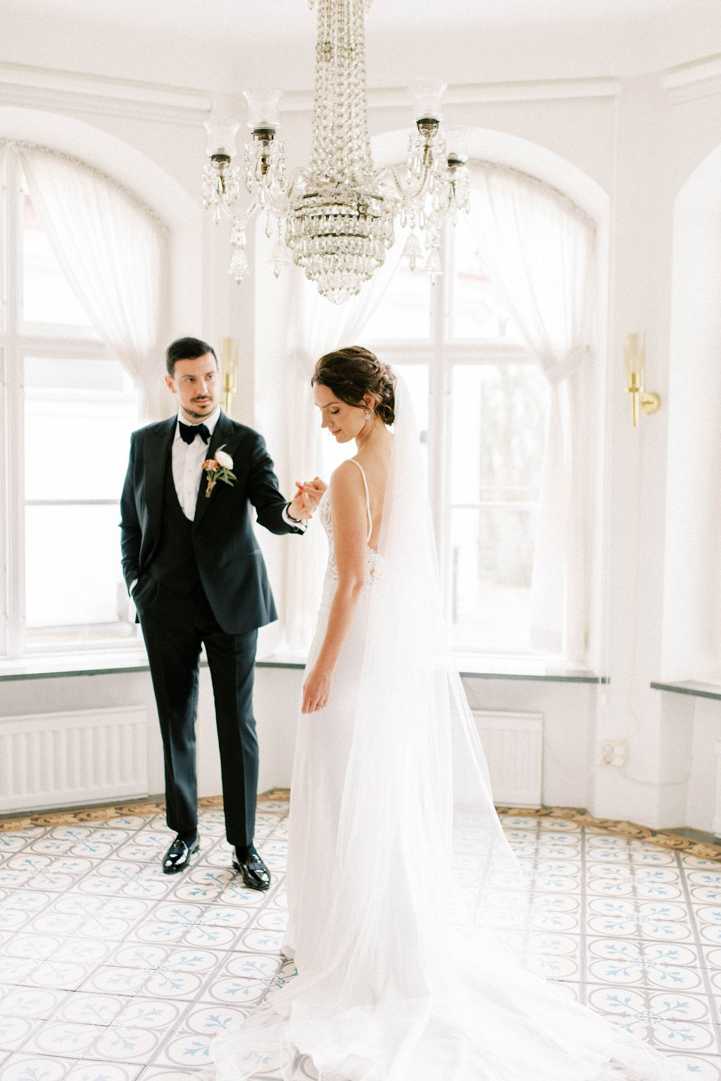 Bröllopsplåtning