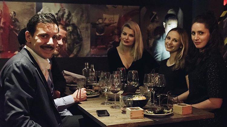 Dinner Club i Malmö