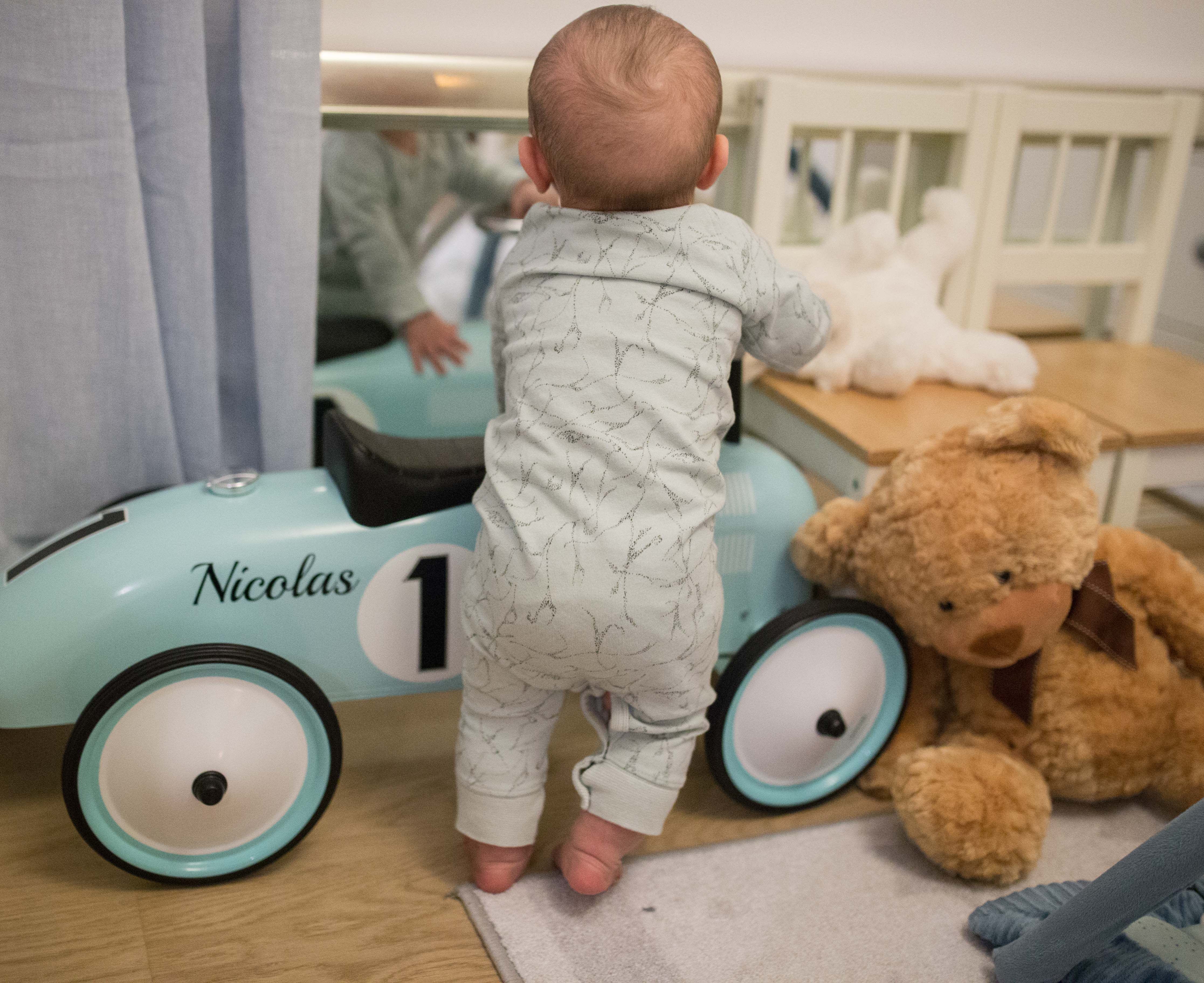 Inspiration for baby boys – My first car!