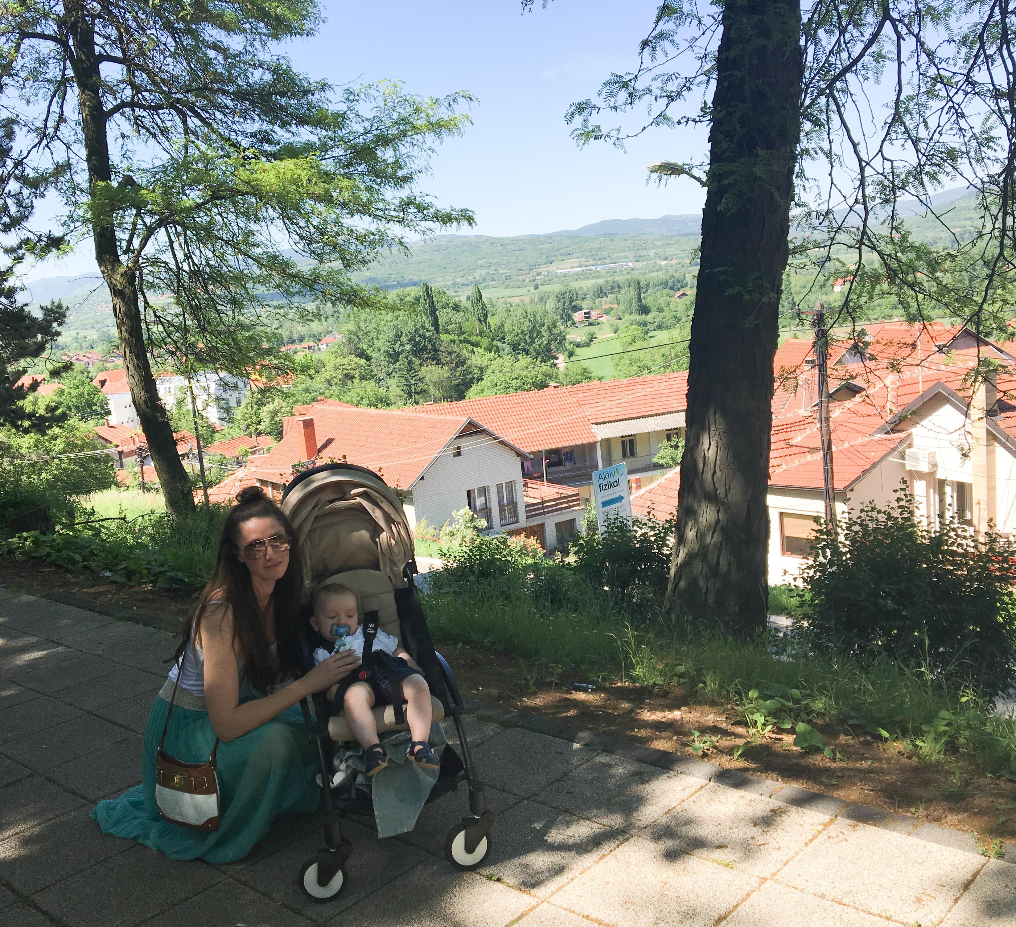 Destination Serbia