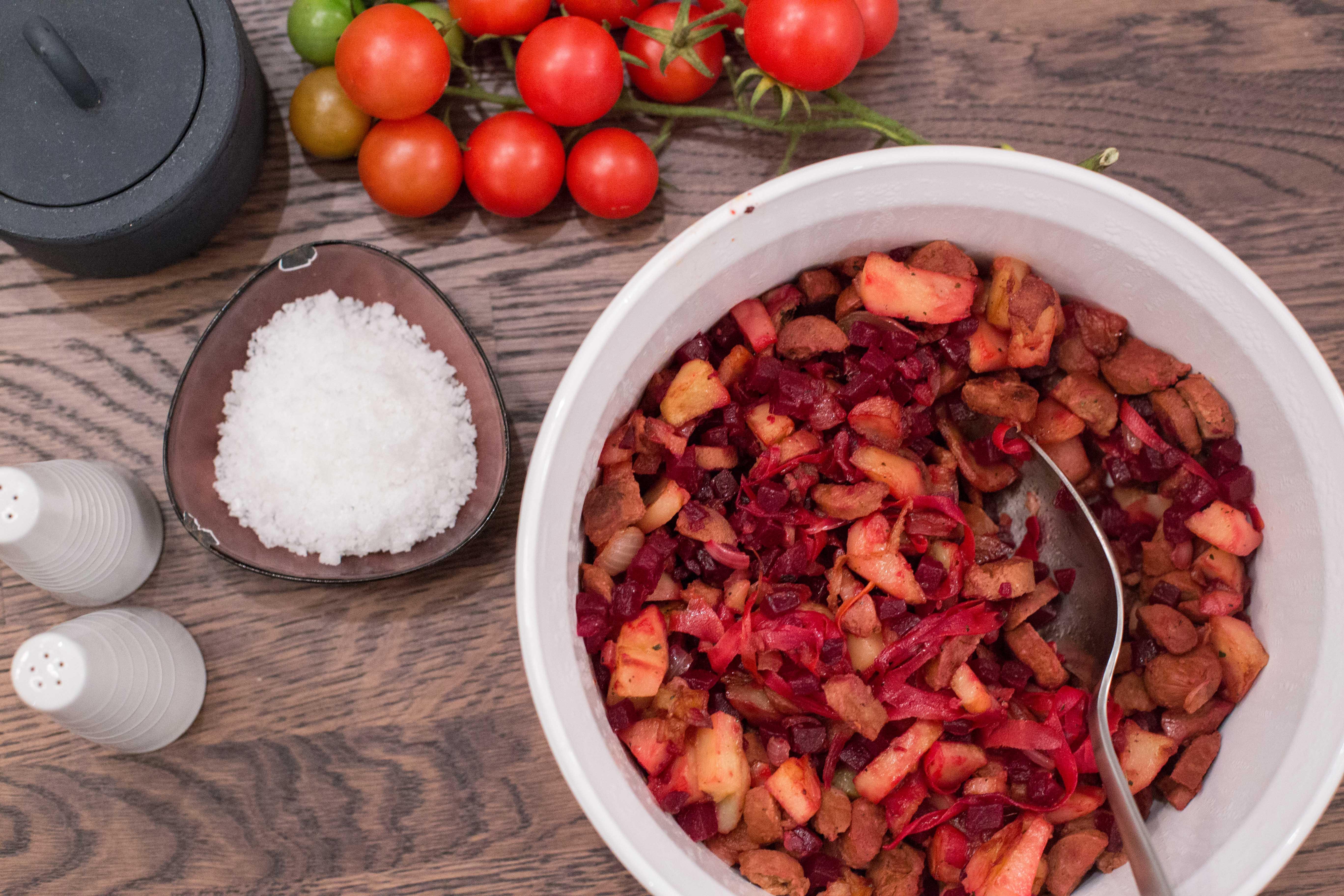 Veckans Vego: Vegetarisk pytt i panna