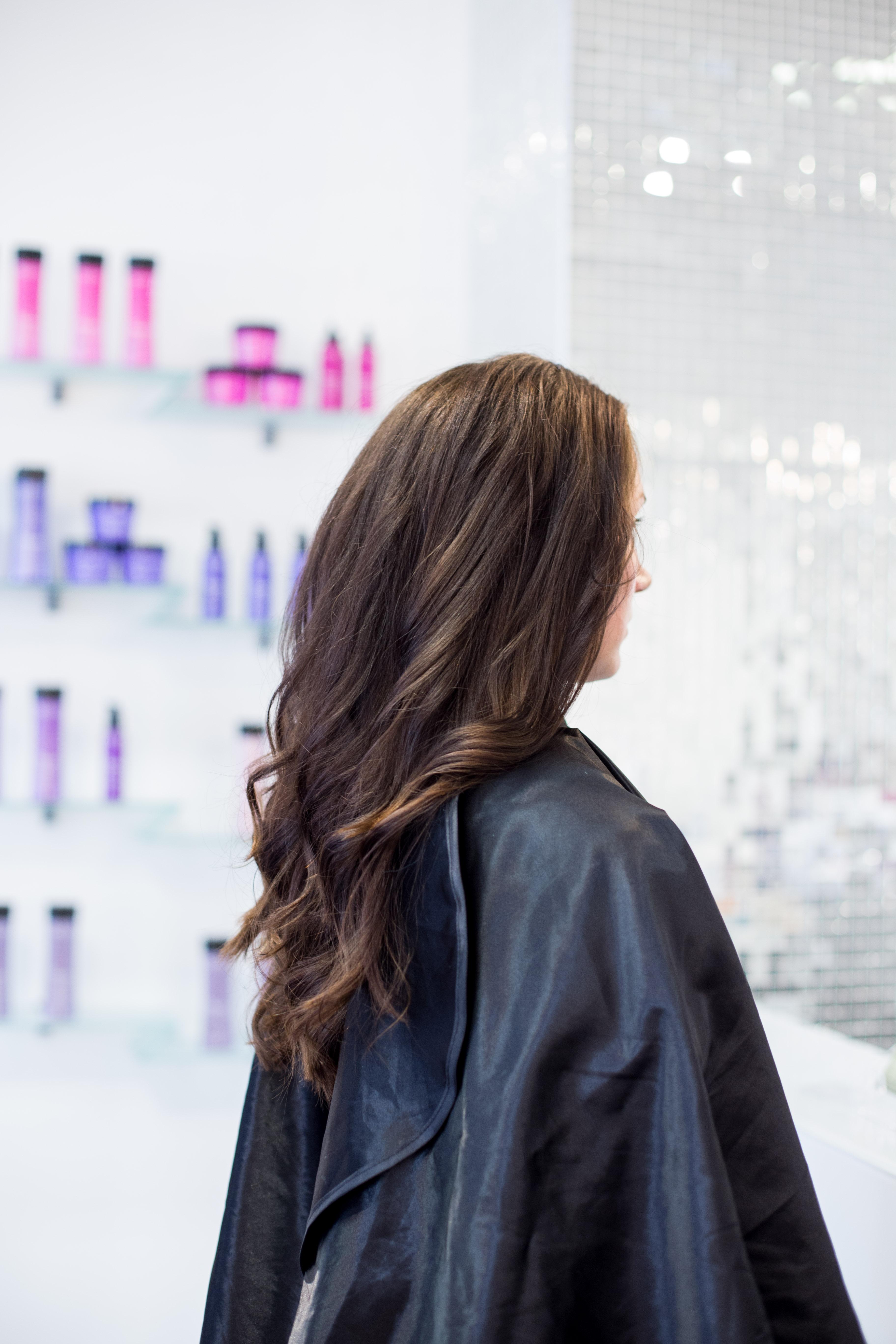 Xperience – en lyxig frisörsalong mitt i city