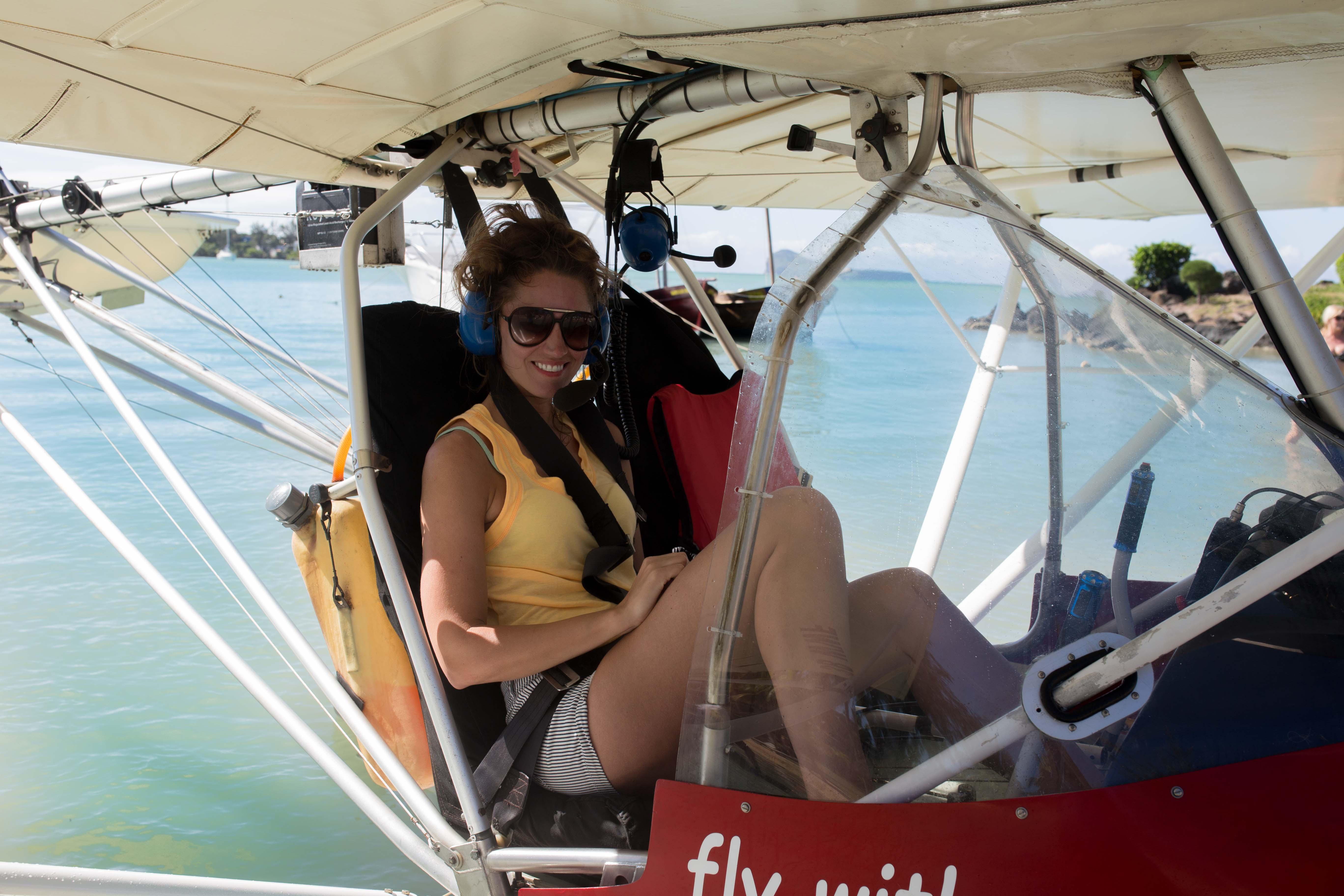 Mauritius – Segelflygplan