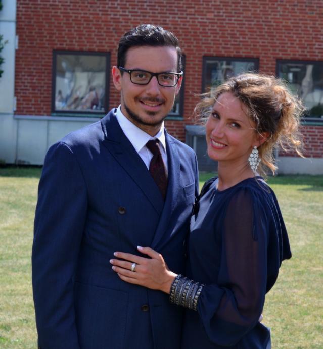Feature: Influential style bloggers Aleks JJ & Linda Nordén